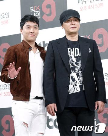 V.I(BIGBANG)運営クラブ暴行事件の釈明めぐり疑問の声…「なぜYG代表が沈静化させるの」「論点をずらしている」(提供:news1)