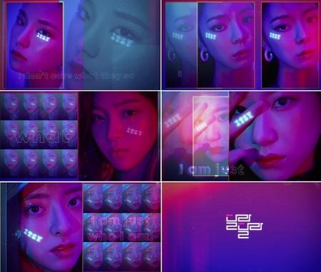 韓国新人ガールズグループ「ITZY(イッジ)」がグループのアイデンティティを表現したボイスティザーを公開した。(提供:news1)