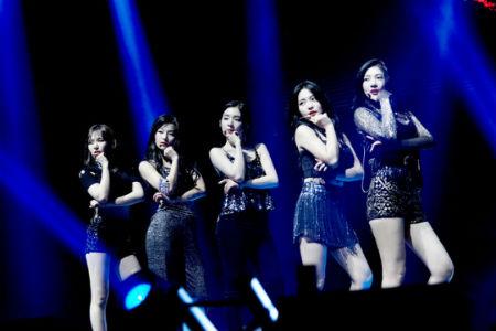 「Red Velvet」が、初の北米ツアー「Red Velvet 2nd Concert [REDMARE]」の幕を開けた。(提供:OSEN)