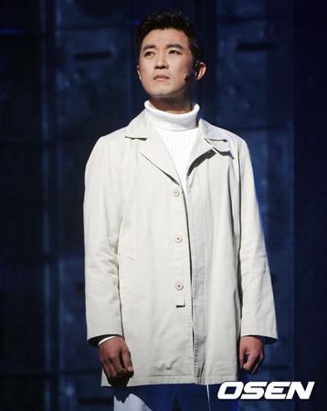 韓国俳優アン・ジェウク(47)が飲酒運転で摘発されたことが報じられている中、出演予定だったミュージカル「英雄」側がコメントした。(提供:OSEN)