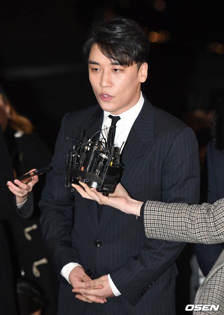 """""""麻薬・性接待疑惑""""警察出頭のV.I(BIGBANG)、大阪公演中止へ=公式発表(画像提供:OSEN)"""