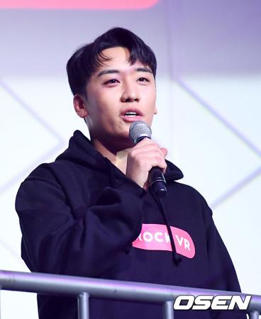 V.I(BIGBANG)のカカオトーク、YG側の「捏造主張」に反論し保持者が政府機関へ「原本提出」(画像提供:OSEN)