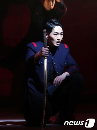「SHINee」オンユ、陸軍ミュージカル出演に「一致団結してかっこいい姿をお見せしたい」