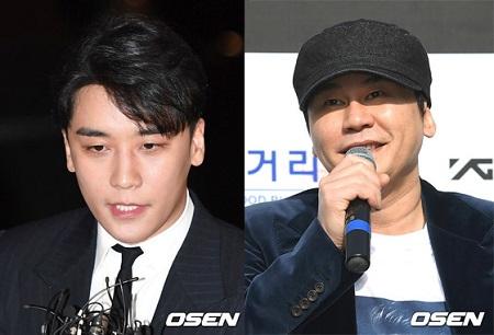 YGヤン・ヒョンソク代表、V.I(BIGBANG)所有・弘大クラブの実際の所有者か? 脱税疑惑まで浮上(提供:OSEN)