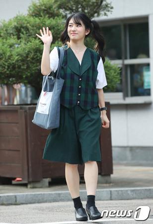 竹内美宥(AKB48)も韓国デビューに向け準備か? MYSTICエンタと契約との報道…6日に韓国入り(提供:news1)
