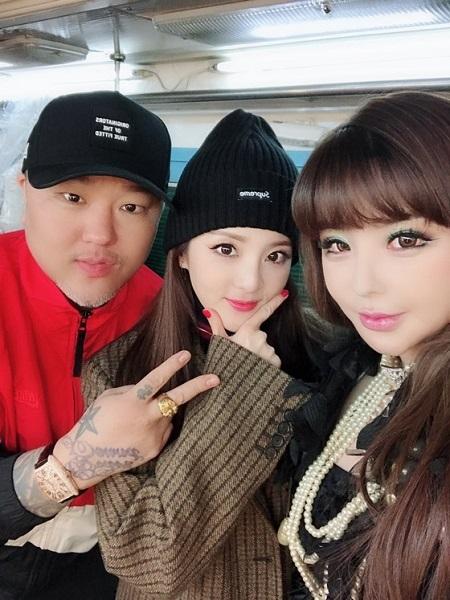 BOM(元2NE1)、14日放送の「エムカウントダウン」出演確定へ(提供:news1)