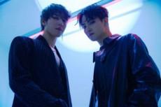 「GOT7」のメインボーカルJBとメインダンサー、ユギョムのユニット「Jus2」。(提供:OSEN)