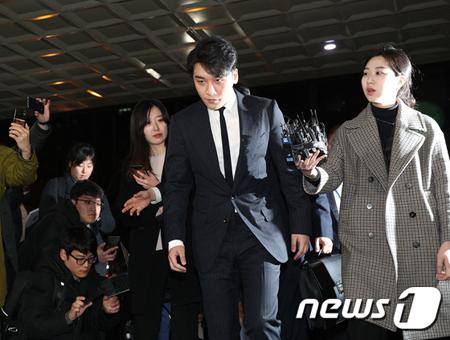 V.I(BIGBANG)、被疑者として立件=ソウル地方警察庁が本格的な捜査へ(画像:news1)