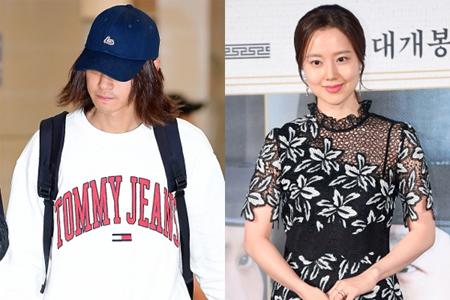 """韓国女優ムン・チェウォンのSNSがハッキングされ、チョン・ジュンヨンの掲示内容に""""いいね""""を押されるハプニングが起きた。(提供:OSEN)"""