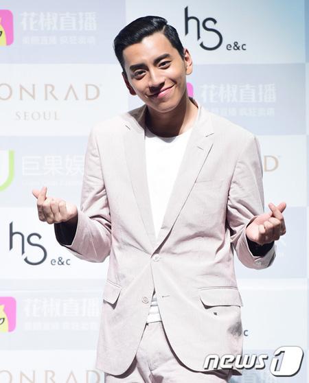 V.I(BIGBANG)事件が台湾に飛び火? 俳優ダレン・ワン側が関係を否定 「ただの友人」(画像提供:news1)