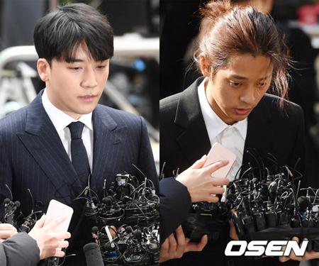 """いわゆる""""V.I(BIGBANG)グループチャット""""に登場した謎の""""警察総長""""が、総警(日本の警視にあたる)級の人物であることが伝えられた。警察はこの人物を参考人として呼び、事情を聴取している。(提供:OSEN)"""