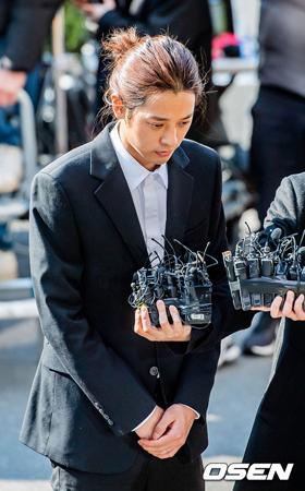 韓国歌手チョン・ジュンヨン(30)が、性行為の映像を盗撮および流布の波紋が放送界にまで大きく影響を及ぼしている。(提供:OSEN)