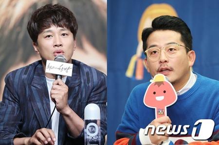 韓国人気バラエティ番組「1泊2日」にレギュラー出演している俳優チャ・テヒョンとコメディアンのキム・ジュノ(43)の賭けゴルフ疑惑が浮上した中、所属事務所側は「確認中」と立場を伝えた。(提供:news1)