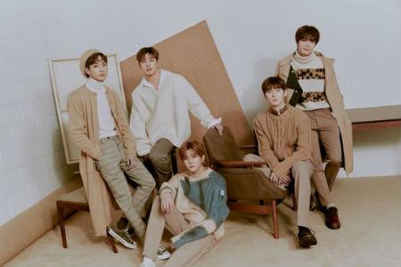 「NU'EST」が新曲「歌のタイトル(A Song For You)」のリリースと同時に国内外で熱い人気を示した。(提供:OSEN)