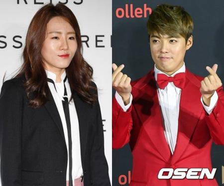 【公式】歌手KangNam(元M.I.B)側、イ・サンファとの結婚報道に「結婚の話題ははやい…順調に交際中」