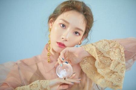 「少女時代」テヨン、きょう(22日)新曲「四季」MVを先行公開(提供:OSEN)