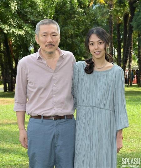 映画「川沿いのホテル」(原題)公開を控えて、ホン・サンス監督と女優キム・ミニの日本旅行説が浮上した。(提供:news1)