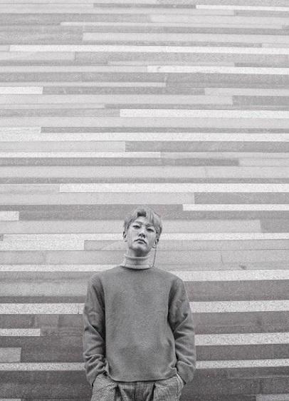 韓国歌手SHAUNが4月1日に入隊することがわかった。(提供:OSEN)