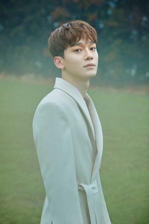 「EXO」CHEN、来月1日自身初のソロアルバム発売…新たな春の恋歌となるか(提供:news1)
