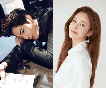 カン・ジファン&キョン・スジン、新ドラマ「朝鮮生存記」主演に決定(画像:OSEN)