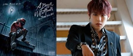 パク・ウジン(元Wanna One)、ラッパーA Boogie Wit Da Hoodieとコラボ=29日に音源発表(提供:OSEN)