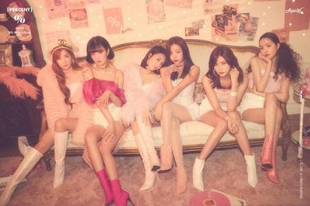 「Apink」、4月19日にデビュー8周年記念ファンソングをサプライズ発表(提供:OSEN)