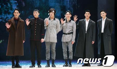 韓国陸軍の創作ミュージカル「新興武官学校」が、26日に続いて27日も公演をキャンセルした。接触事故の際に車に乗っていた俳優たちは十分な休みを取って、28日からステージに上がる予定だという。(提供:news1)