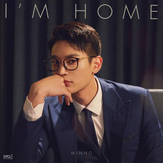 ミンホ(SHINee)、きょう(28日)初ソロ曲を公開=入隊前のプレゼント(画像:OSEN)