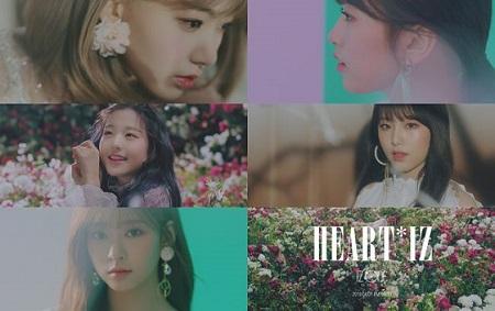 「IZ*ONE」、新曲「Violeta」のMVティザー映像を公開(提供:OSEN)