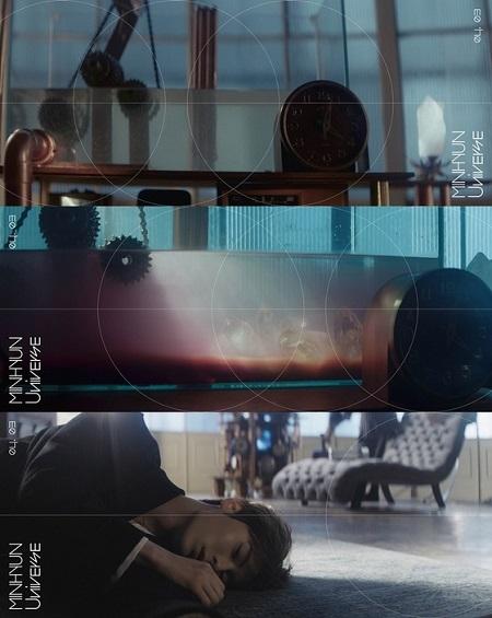 「NU'EST」ミンヒョン、来月3日に完全体アルバムの先行公開曲「Universe」発売(提供:news1)