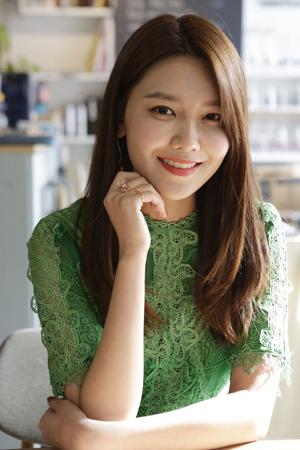 韓国歌手兼女優チェ・スヨン(29)が、「少女時代」の活動を前向きに見ている。(提供:news1)