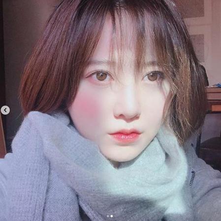韓国女優ク・ヘソンが近況を公開した。 (写真提供:OSEN)