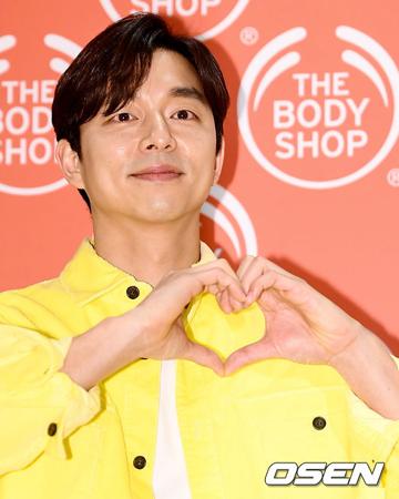 韓国俳優コン・ユが、男性広告モデルブランド2019年3月のビックデータ分析結果で1位を獲得した。2位は料理研究家のペク・ジョンウォン、3位はパク・ボゴムだった。(提供:OSEN)