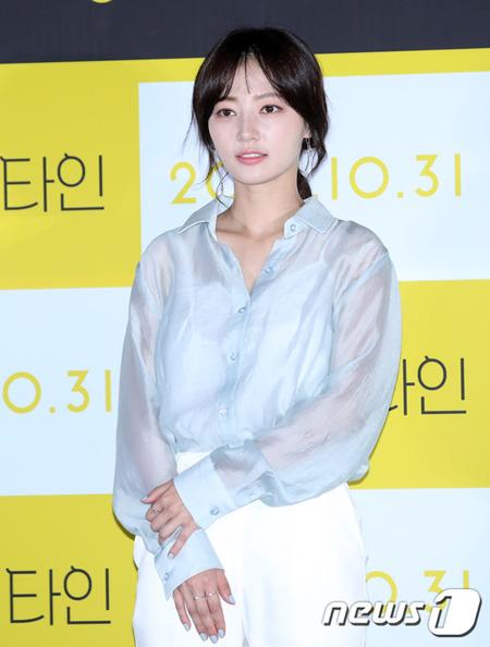 女優ソン・ハユン、6年在籍のJYPエンタと専属契約満了に… 新事務所を模索中(画像提供:news1)