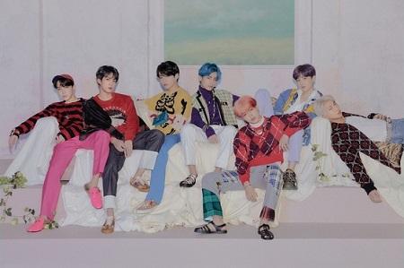 韓国アイドルグループ「防弾少年団(BTS)」がニューアルバム「MAP OF THE SOUL : PERSONA」のコンセプトフォトを追加公開した。(提供:news1)