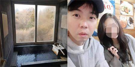 芸人ファン・ヒョンヒ、13歳年下の妻と湯布院旅行「息子出産、お疲れさま」(提供:OSEN)