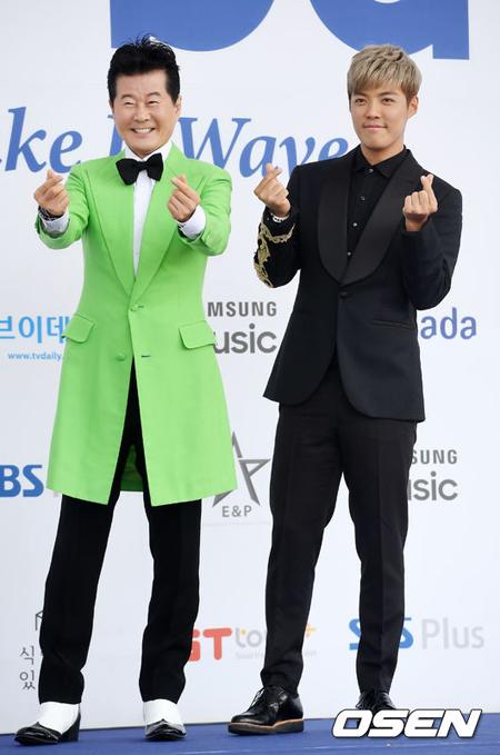 """""""熱愛中""""KangNam、バラエティ「一食ください」出演へ… 恋愛トークに関心集中"""
