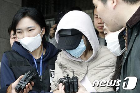 韓国大手・南陽乳業創業者の孫で人気ブロガーのファン・ハナが6日、薬物使用容疑で逮捕された。(提供:news1)