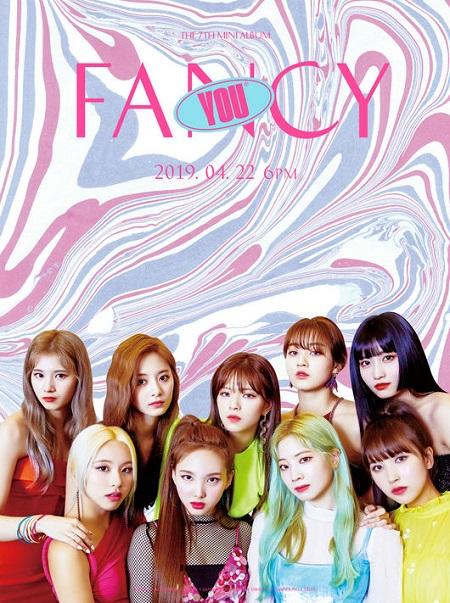 「TWICE」、4月22日にカムバック確定! タイトル曲は「FANCY」(提供:OSEN)