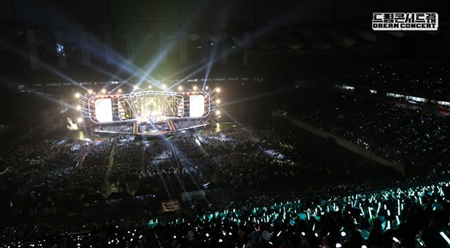 韓国でことし25周年を迎える「ドリームコンサート」のチケット争奪が始まる。(提供:OSEN)