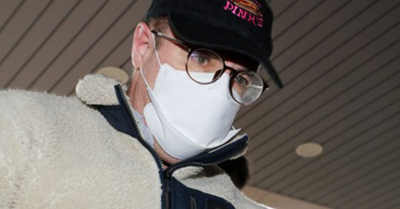 麻薬容疑で逮捕の米国出身弁護士タレント、自宅から注射器押収(画像:news1)