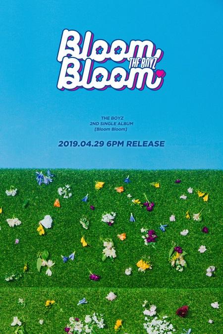 「THE BOYZ」、29日にカムバック=ニューシングル「Bloom Bloom」を発表(提供:news1)