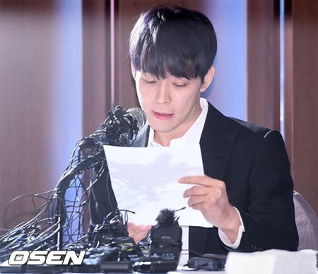 薬物使用容疑と警察の見逃し捜査疑惑のある韓国大手・南陽乳業創業者の孫ファン・ハナが12日、検察に送致される中、彼女が共犯として挙げたパク・ユチョン(JYJ)に対する調べは来週頃になるとみられる。(提供:OSE