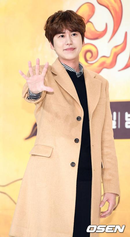 キュヒョン(SJ)、除隊後tvN「新西遊記」出演を協議中