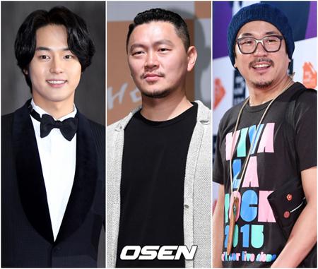 """韓国の""""映画俳優ヤン""""が、覚せい剤使用容疑で警察に逮捕されたと報じられる中、ヤンという名字の俳優たちが被害に遭っている。(提供:OSEN)"""