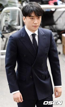 女優パク・ハンビョルの夫・ユリホールディングス元代表、V.I(BIGBANG)の性接待あっせん「認める」(画像:OSEN)