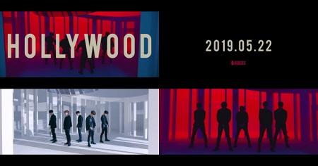 「AB6IX」、5月22日にデビュー確定=新曲「HOLLYWOOD」パフォーマンスMV公開!