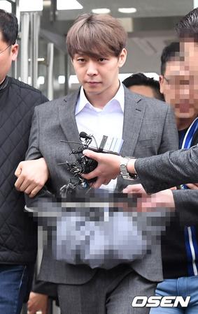 覚せい剤を使用した容疑の韓国歌手兼俳優のパク・ユチョン(32)が拘束されることになった。(提供:OSEN)