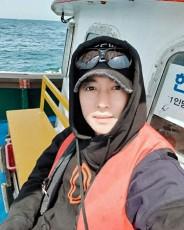 韓国歌手兼俳優のキム・ヒョンジュン(リダ)が済州島(チェジュド)の海上からファンに近況を知らせ、話題になっている。(写真提供:OSEN)