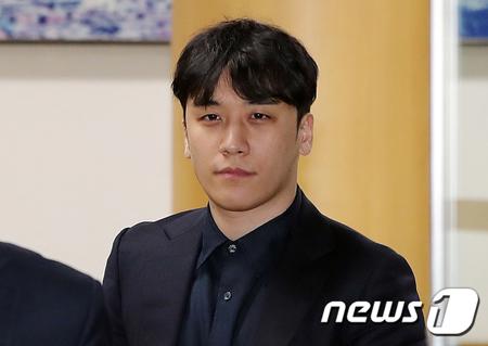 【速報】元BIGBANG V.I(スンリ)、早ければきょう(7日)拘束令状(逮捕状)申請へ(画像提供:news1)